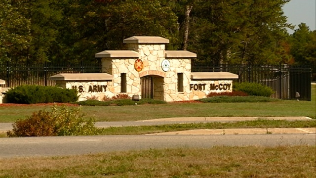 Ft. McCoy furloughing 900 employees because of gov't shutdown