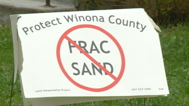 Nearly four dozen businesses call for Winona County frac sand ban