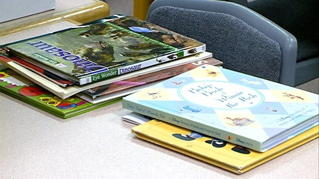 Sparta Area School District installs 'bookhouses' at elementary schools