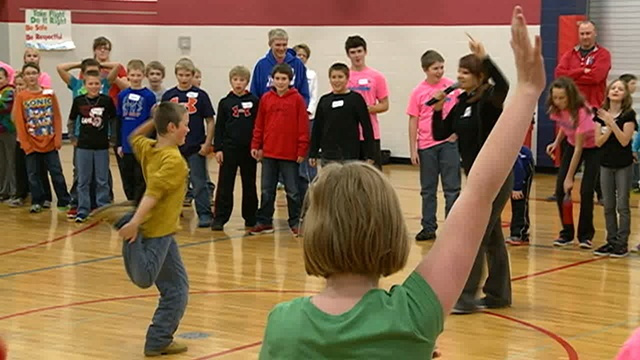 G-E-T fifth graders take part in 'kindness retreat'