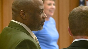 Man accused of strangling a La Crosse mother goes to court