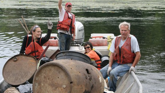 Volunteers needed for Great Mississippi River Cleanup