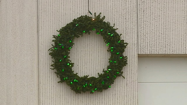 Local fire departments hoping to 'keep the wreath green'