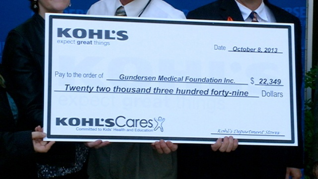$22,000 donated to bullying prevention education in La Crosse