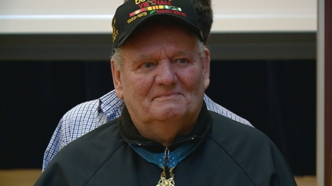 Medal of Honor recipient inducted into Tomah VA Hall of Heroes