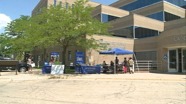 Health fair brings preventative care to those with limited income, no insurance