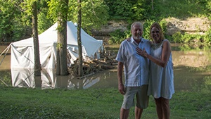 Floodwaters wash away Hokah couple's wedding venue