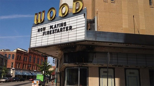 Hollywood Theater continues restoration