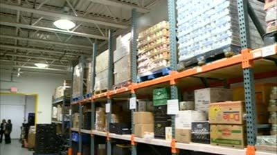 Certain items in short supply at local food pantries