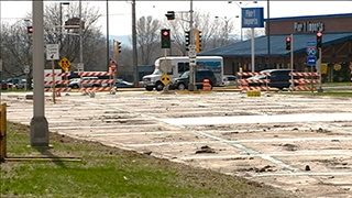Highway 16 open to traffic near Valley View Mall