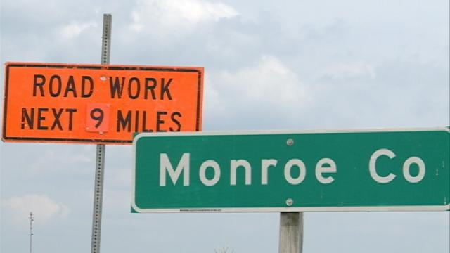 Highway 33 project falls behind schedule