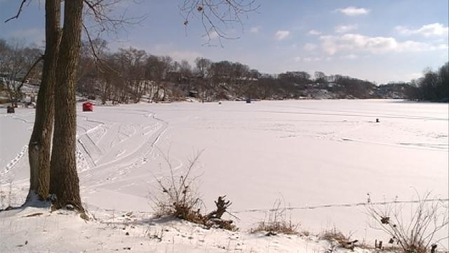 Despite frigid temps, DNR warns of thin ice dangers
