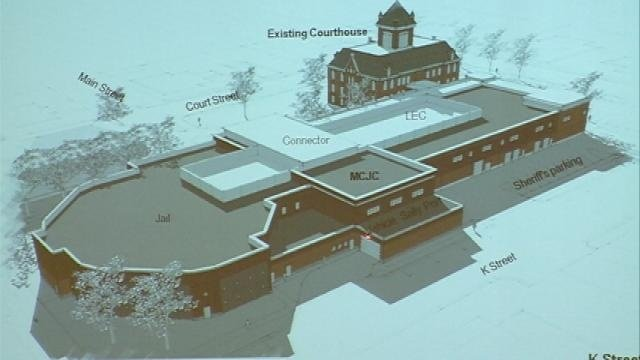 Monroe Co. Board approves design for new justice center