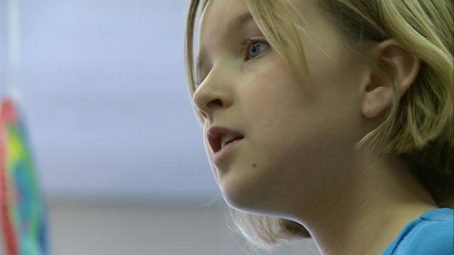 3rd-grader hopes to save South Branch Library of La Crosse