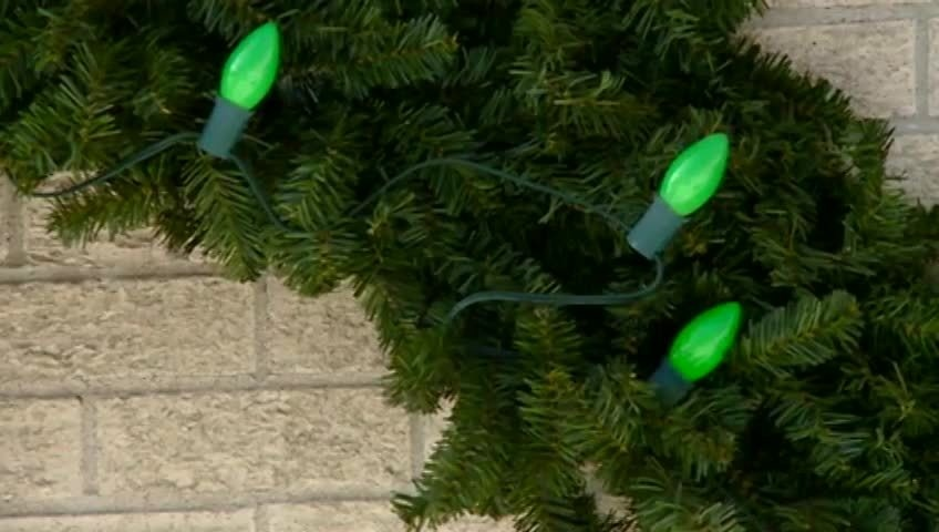 Local firefighters: help keep the wreath green