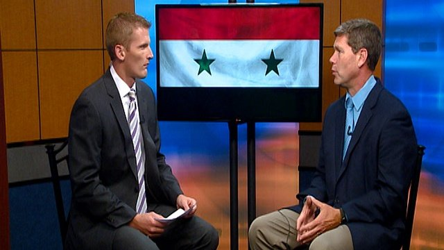 Rep. Ron Kind talks about possible military action in Syria
