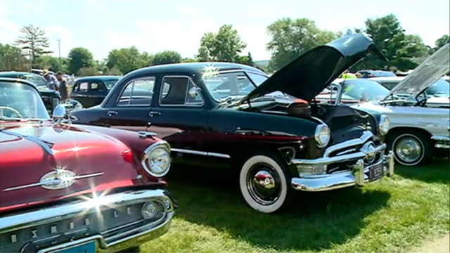 Car show featured at Kornfest
