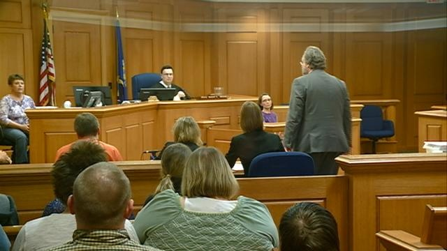 Koula's new attorneys present case for possible re-trial