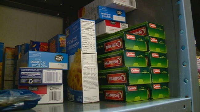 Central High School opens new food pantry for families in need