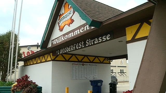 In clean-up effort, Oktoberfest buildings to be demolished