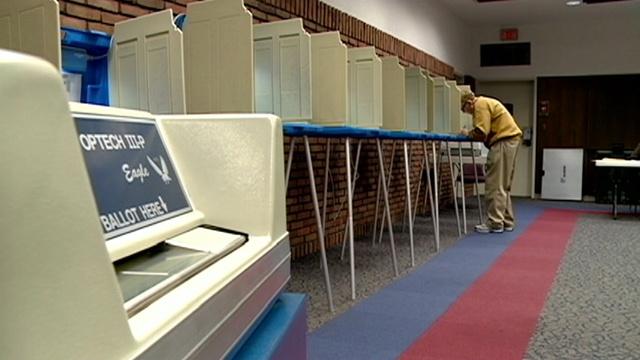 Bill would restrict weekend absentee voting
