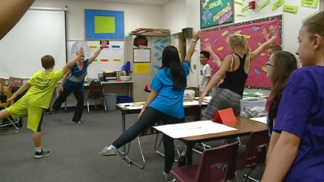 Lincoln Middle named 'Let's Move!' Active School