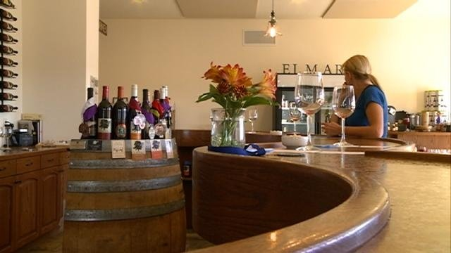 Local wineries boost tourism