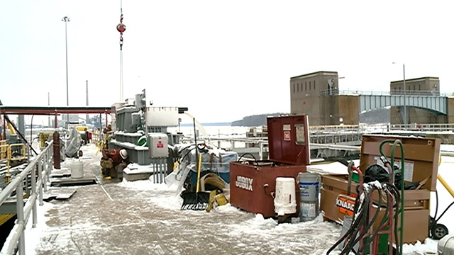 Genoa Lock & Dam to open one week later than scheduled
