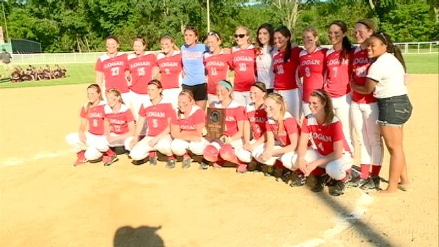 Logan softball carries momentum into Sectionals
