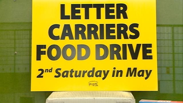 Volunteers needed for Letter Carrier's Food Drive