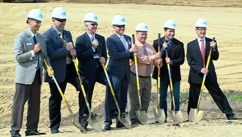 Mayo Clinic Health System breaks ground on new Arcadia clinic