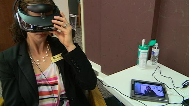 Mental health simulator raises awareness