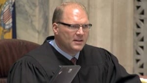 Ethics complaint filed against Wisconsin justice