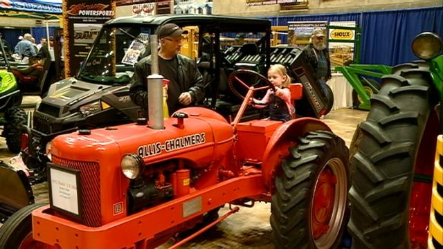 36th annual Midwest Farm Show underway in La Crosse