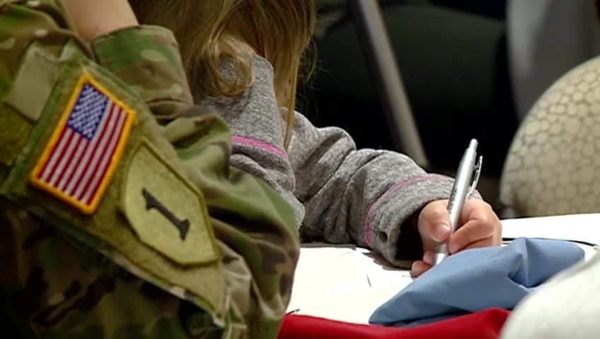 Military children honored at Fort McCoy