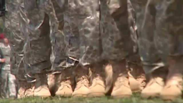 Reports of sexual assault in the military up 50 percent