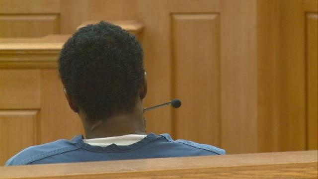 Mitrel Anderson appears in court for motion hearing