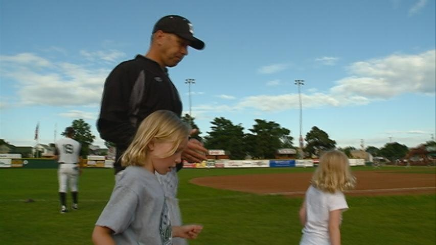 Loggers manager Jason Nell to return in 2014