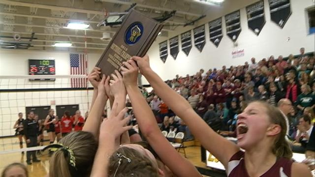 North Crawford advances to State for first time since 1996