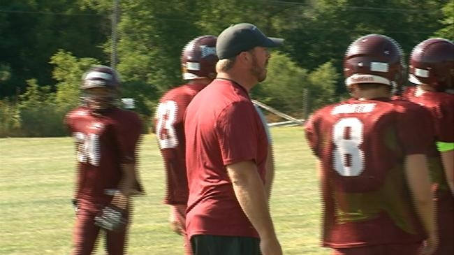 'Two-a-days': The 2015 North Crawford Trojans