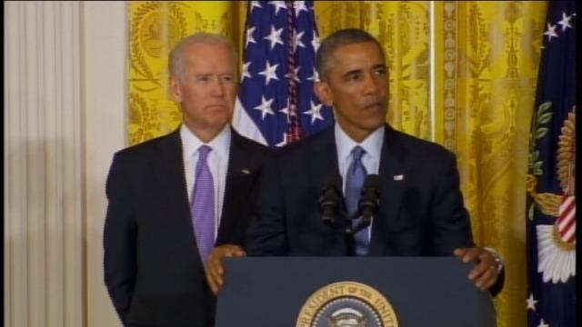 Obama launches campaign to curb sexual assaults on college campuses