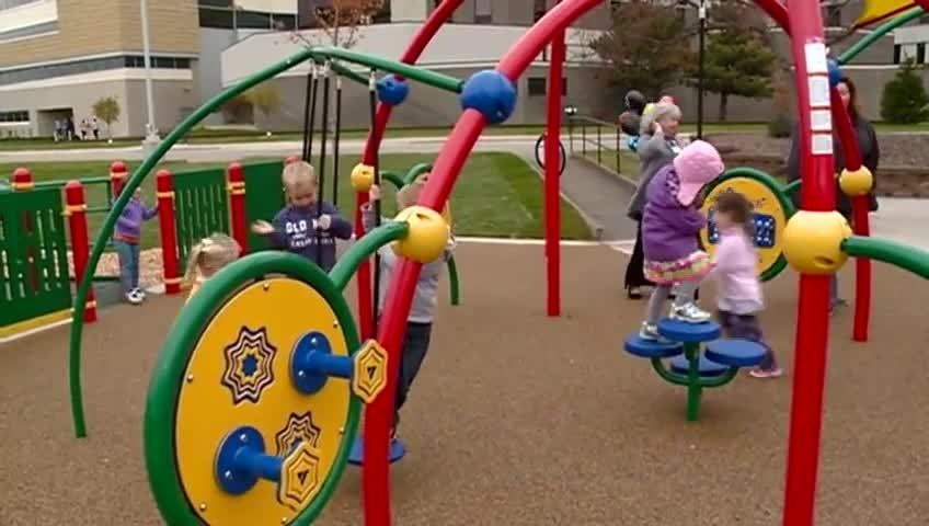 La Crescent boy's vision for playground becomes reality a year after his death