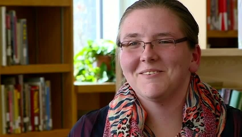 Caledonia H.S., community rallying around student living on her own