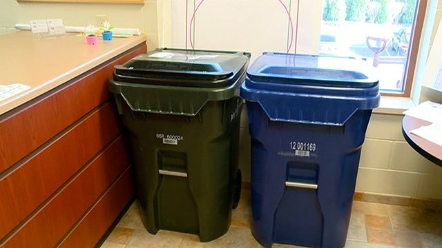 Onalaska residents to get option of different size trash carts