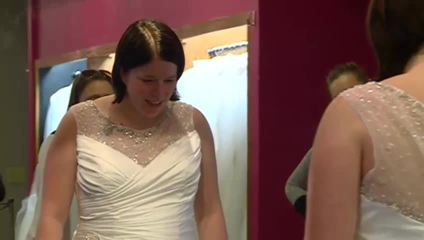 Operation Wedding Gown gives military brides-to-be free dresses