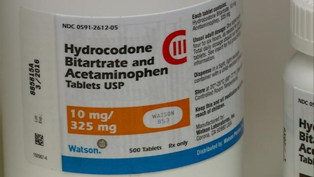 DEA: hydrocodone painkillers receive tighter restrictions