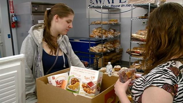 Local food pantries could see increase as food prices rise