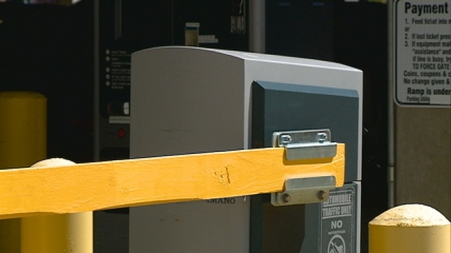 Pay station arms return to La Crosse parking ramps
