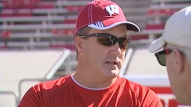 Paul Chryst named new Badgers head football coach