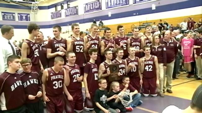 Fathers, sons embark on Prairie du Chien's trip back to state